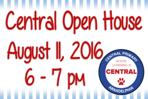 Please Join Us for Open House