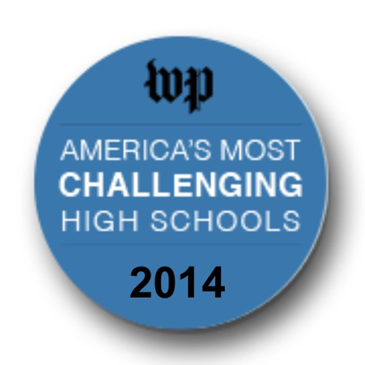The 1% - Washington Post names AHS as one of nation's most challenging high schools