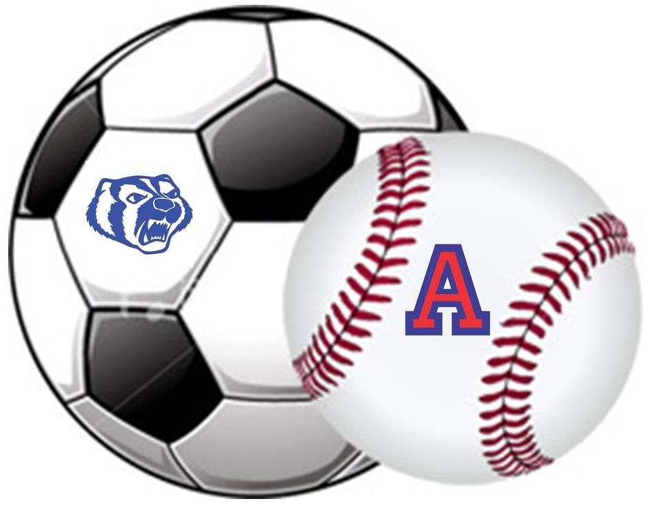 1st Rd of State Tourney Thursday for Girls' Soccer, Baseball