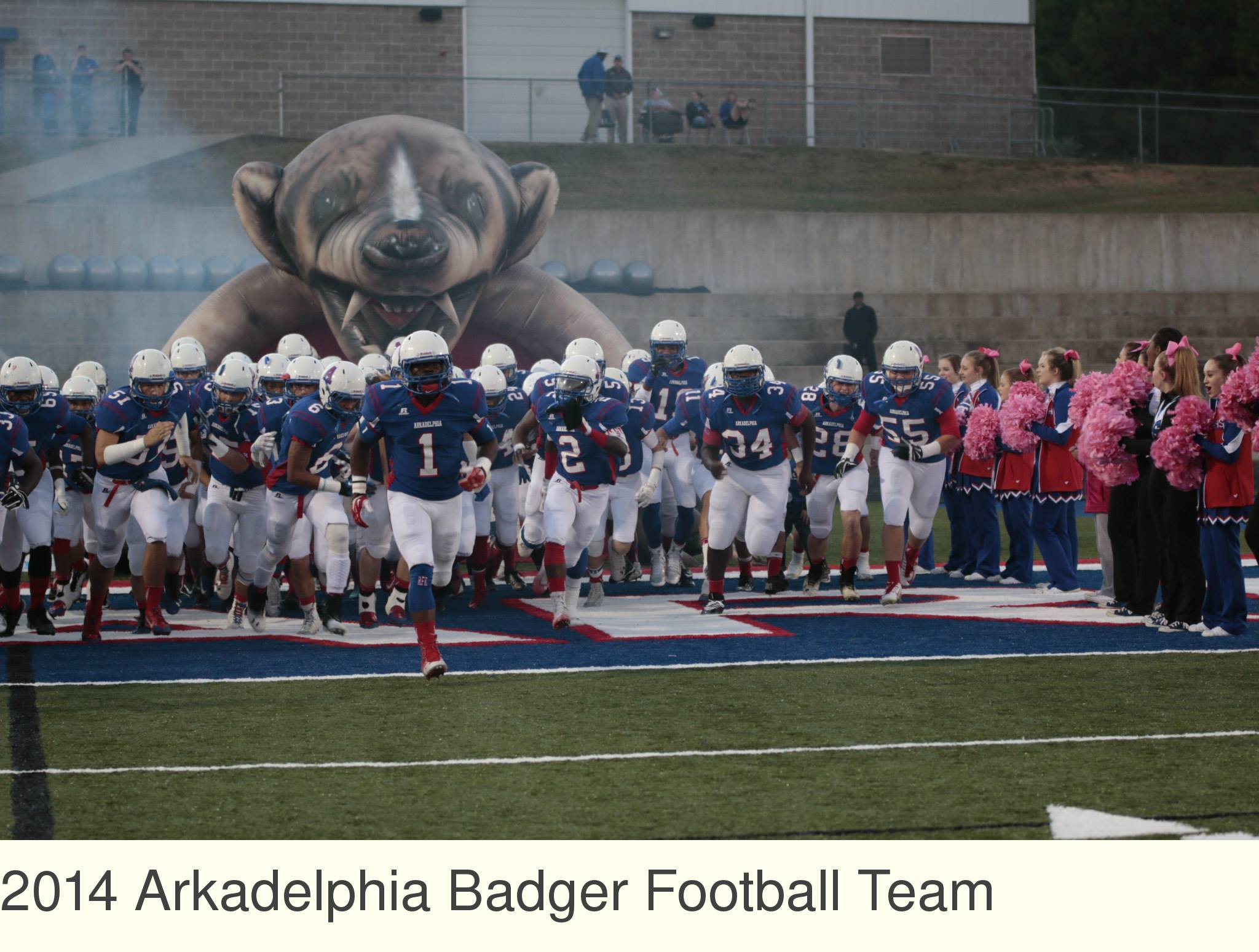 Arkadelphia Football Parent Mtg. This Friday Evening