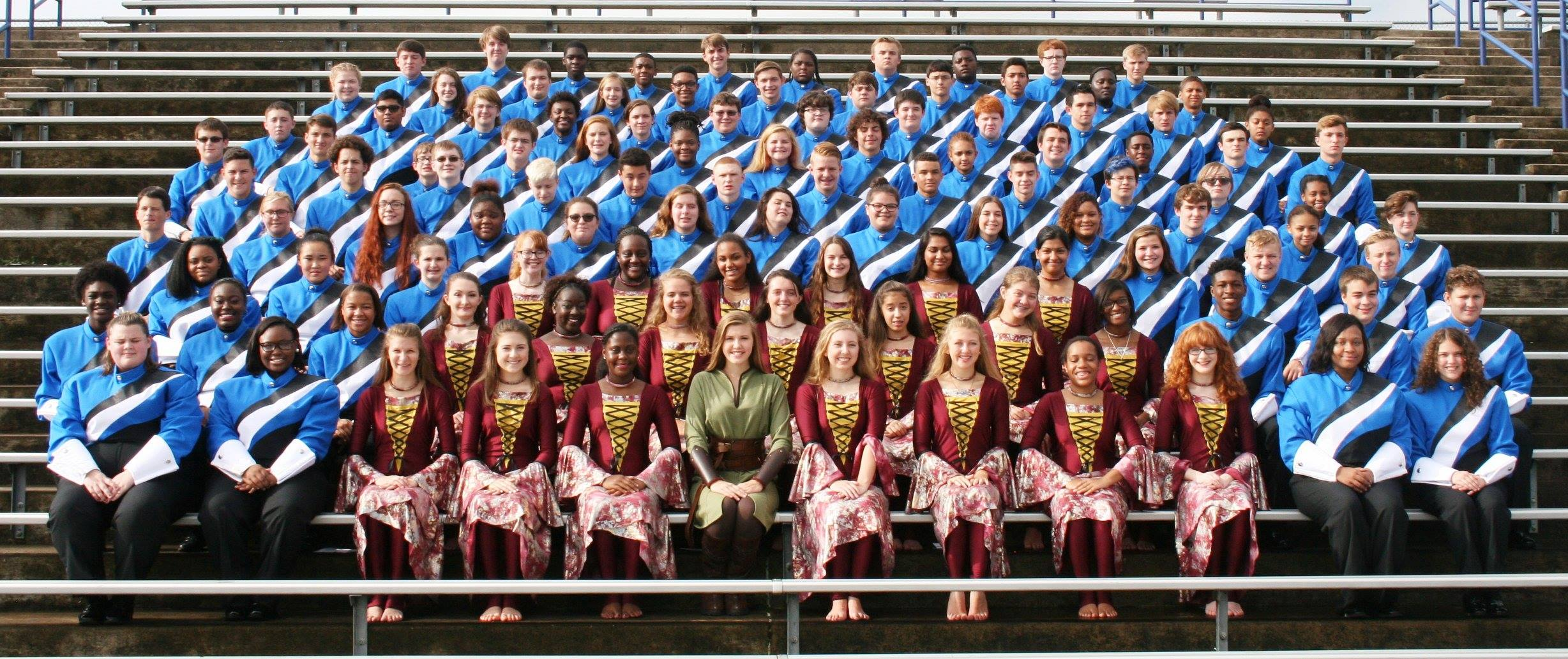 AHS Badger Pride Marching Band brings home state championship title