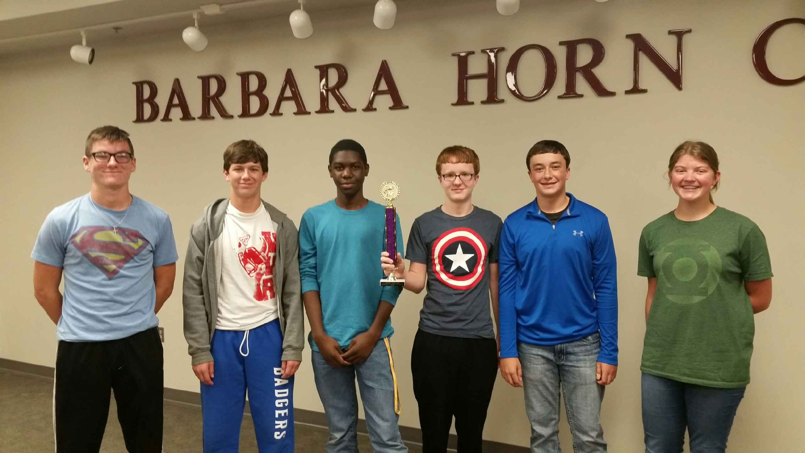 Quiz Bowl places first and fourth in Ashdown Invitational Tournament
